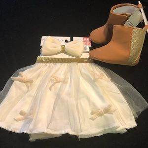 Other - ClassicBaby Tutu & Booties